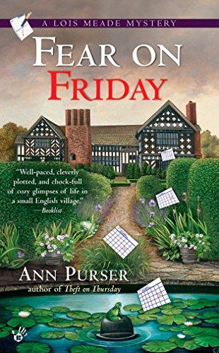 Fear on Friday (Lois Meade Mystery): Purser, Ann