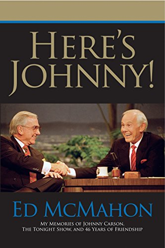 9780425212295: Here's Johnny!: My Memories of Johnny Carson, the Tonight Show, and 46 Years of Friendship