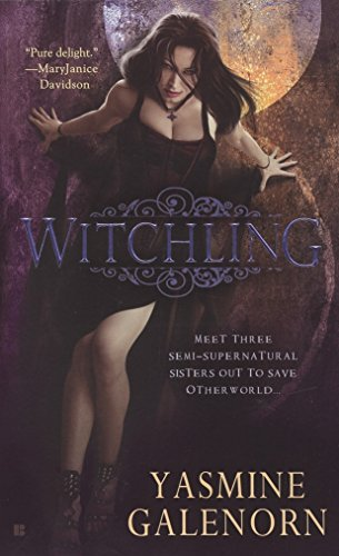 Witchling (Sisters of the Moon, Book 1)