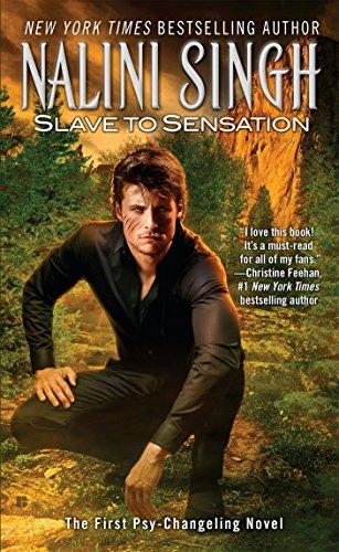 9780425212868: Slave to Sensation (Psy-Changelings, Book 1)