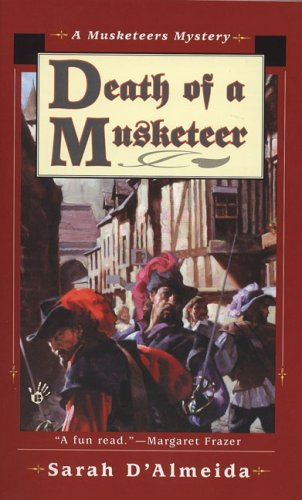 9780425212929: Death of a Musketeer (A Musketeer's Mystery)