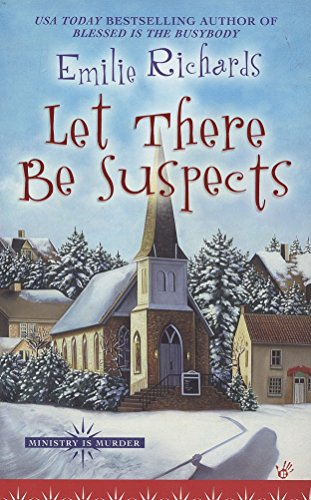 9780425213070: Let There Be Suspects (Ministry Is Murder)