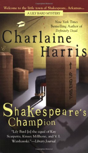 9780425213100: Shakespeare's Champion (A Lily Bard Mystery)
