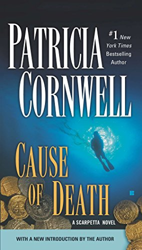 9780425213384: Cause of Death: Scarpetta (Book 7) (Kay Scarpetta)