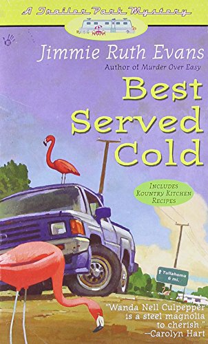 9780425213490: Best Served Cold (A Trailer Park Mystery #3)