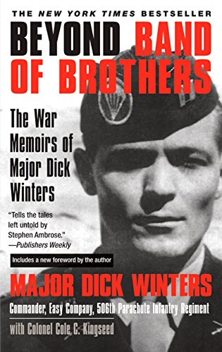 9780425213759: Beyond Band of Brothers: The War Memoirs of Major Dick Winters