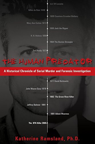 9780425213780: The Human Predator: A Historical Chronicle of Serial Murder and Forensic Investigation