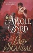 9780425214251: A Lady of Scandal (Sinclair Family Saga, Applegate Sisters)