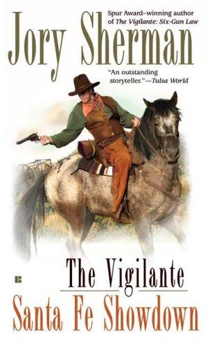 9780425214459: Vigilante, the (Berkley Western Novels)