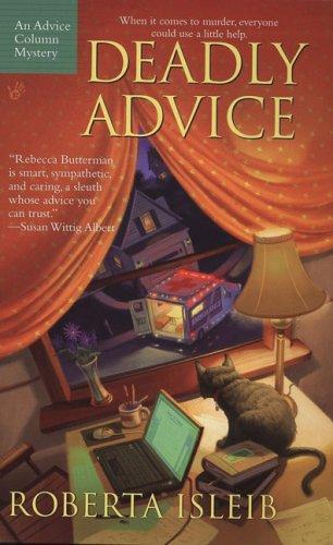 9780425214749: Deadly Advice (An Advice Column Mystery)