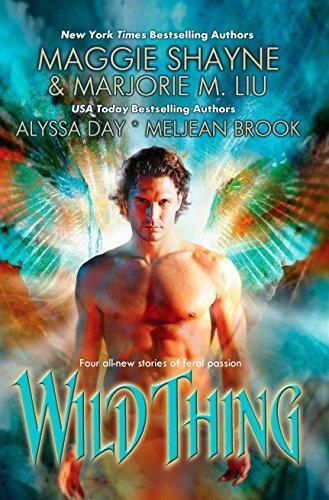 Wild Thing: Maggie Shayne, Marjorie