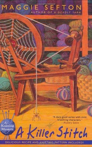 9780425215203: A Killer Stitch (A Knitting Mystery)
