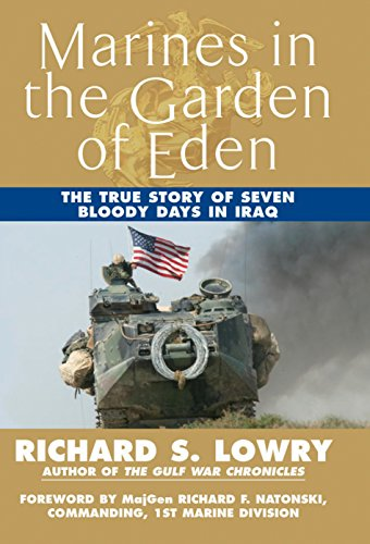 9780425215296: Marines in the Garden of Eden: The True Story of Seven Bloody Days in Iraq