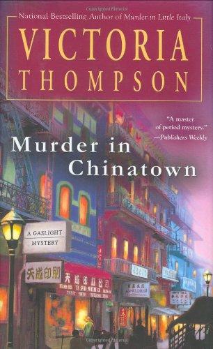 9780425215319: Murder In Chinatown (Gaslight Mystery)
