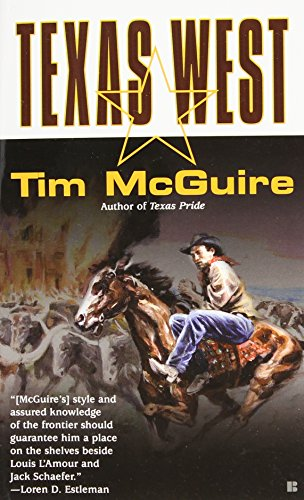 Texas West (Rance Cash) (0425215717) by Tim McGuire