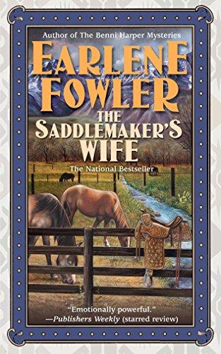 9780425215784: The Saddlemaker's Wife (Berkley Prime Crime Mysteries)