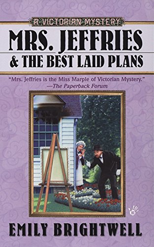 9780425215838: Mrs. Jeffries and the Best Laid Plans (A Victorian Mystery)