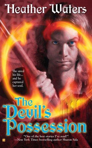 The Devil's Possession (Berkley Sensation): Heather Waters