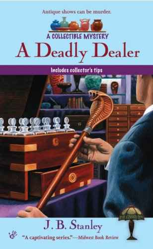 9780425216705: A Deadly Dealer (Collectible Mystery)