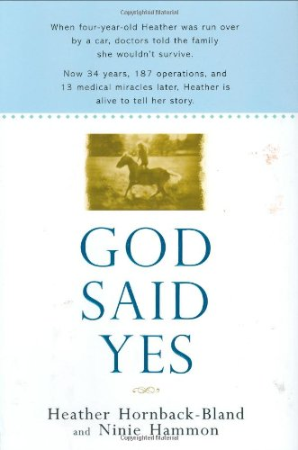 9780425217238: God Said Yes