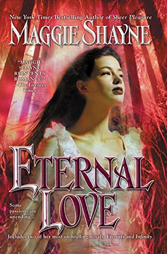 Eternal Love (Berkley Sensation) (0425217396) by Maggie Shayne
