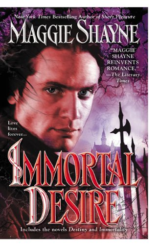 9780425217481: Immortal Desire (Paranormal Romance (Berkley))