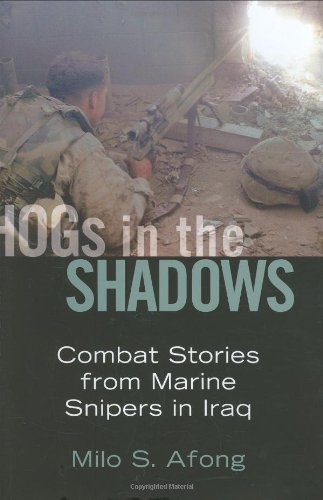 9780425217511: Hogs in the Shadows: Combat Stories from Marine Snipers in Iraq