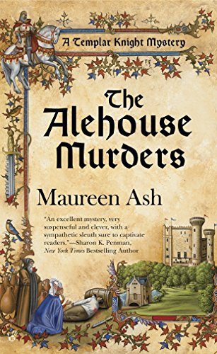 9780425217658: The Alehouse Murders (Templar Knight Mysteries, No. 1)