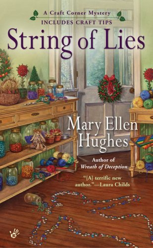 9780425217672: String of Lies (A Craft Corner Mystery)
