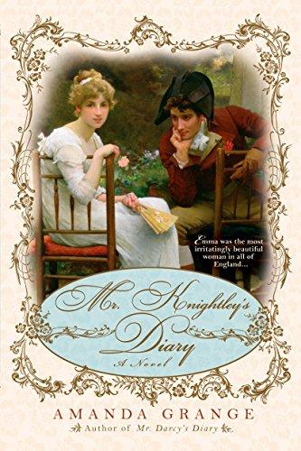 Mr. Knightley's Diary (042521771X) by Grange, Amanda