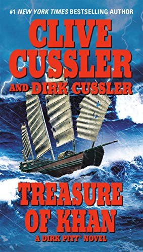 Treasure of Khan: Clive Cussler, Dirk