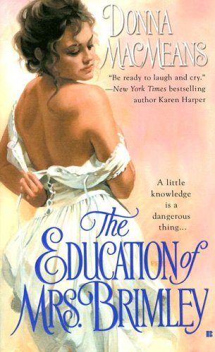 9780425218303: The Education of Mrs. Brimley
