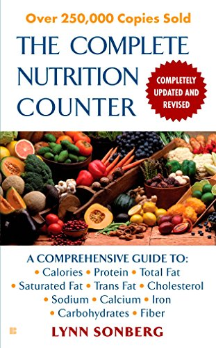 9780425218969: The Complete Nutrition Counter-Revised