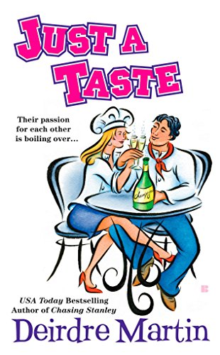 Just a Taste (New York Blades): Martin, Deirdre