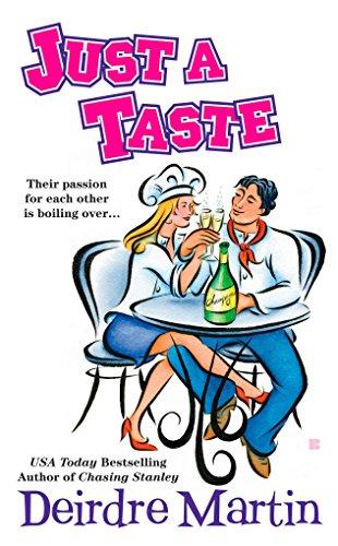 9780425218976: Just a Taste (New York Blades)