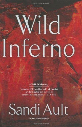 Wild Indigo (SIGNED): Ault, Sandi