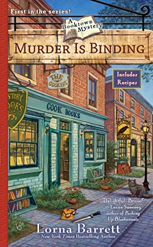 9780425219584: Murder Is Binding
