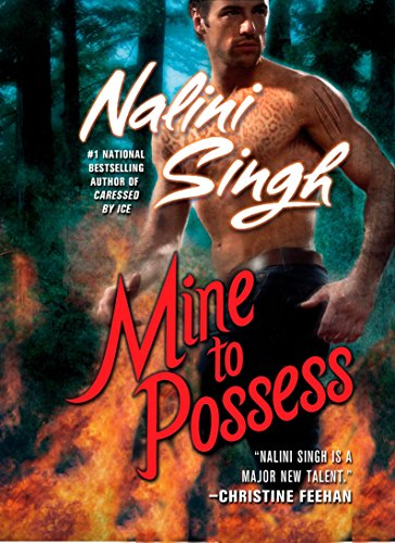 9780425220160: Mine to Possess (Psy-Changelings, Book 4)