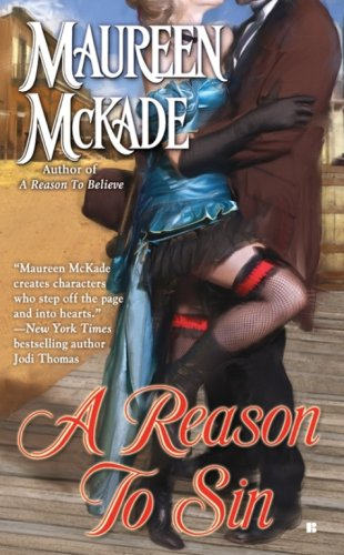 A Reason to Sin (0425220591) by McKade, Maureen