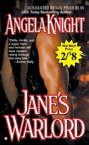 9780425220757: Jane's Warlord (Walmart Edition)
