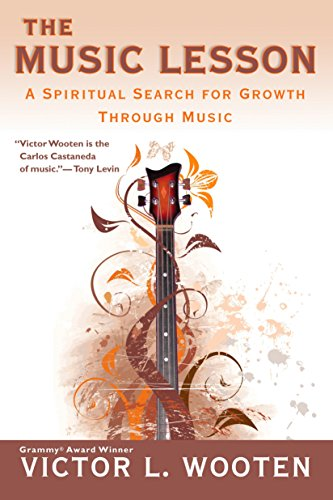 9780425220931: The Music Lesson: A Spiritual Search for Growth Through Music