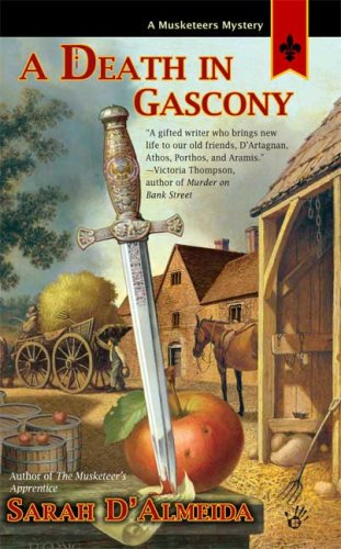9780425221013: A Death in Gascony (A Musketeer's Mystery)