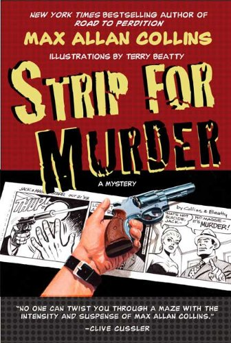9780425221396: Strip For Murder (A Jack Starr Mystery)