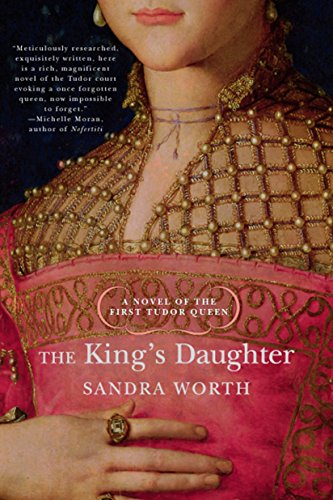 9780425221440: The King's Daughter. A Novel of the First Tudor Queen (Rose of York)