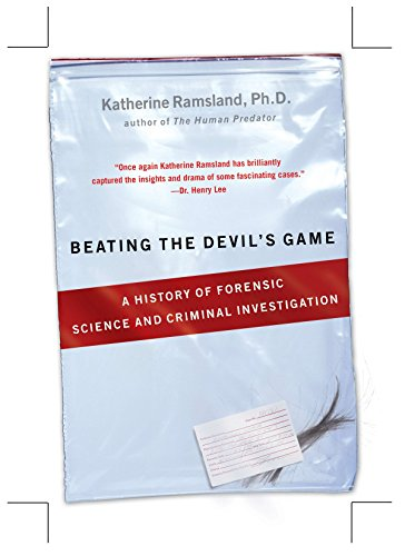 9780425221464: Beating the Devil's Game: A History of Forensic Science and Criminal Investigation