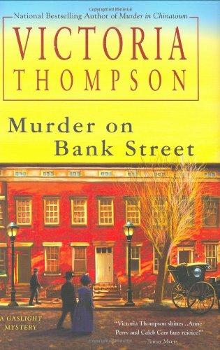 9780425221518: Murder on Bank Street (Gaslight Mystery)