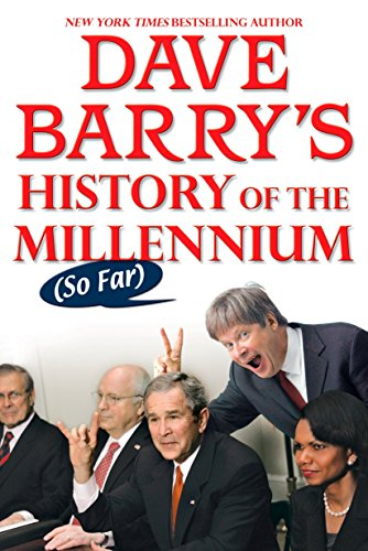 9780425221655: Dave Barry's History of the Millennium (So Far)