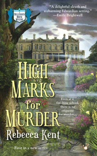 9780425222041: High Marks for Murder: A Bellehaven House Mystery