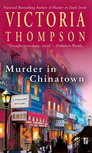 9780425222058: Murder in Chinatown (A Gaslight Mystery)