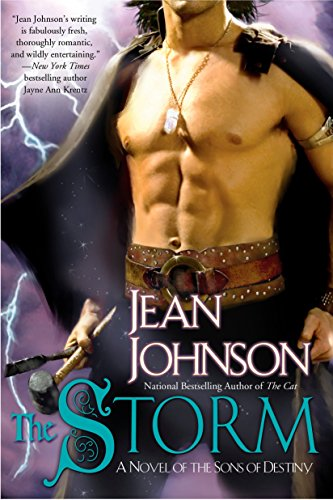 The Storm (The Sons of Destiny, Book 6) (9780425222171) by Jean Johnson